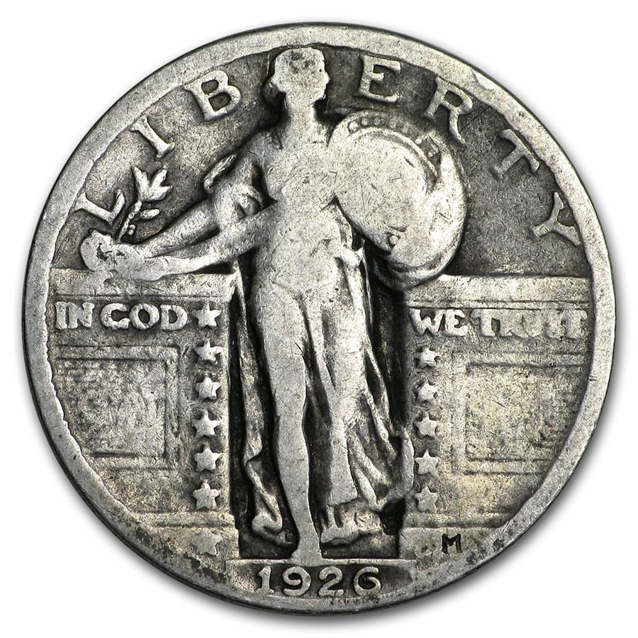 1916-1930 Standing Liberty Quarters (Full Dates)