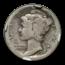 1916-D Mercury Dime Good-4 NGC
