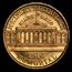 1916 Gold $1.00 McKinley Memorial BU