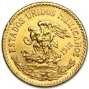 1917-1959 Mexico Gold 20 Pesos Cull