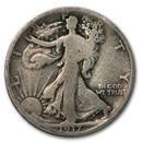 1917-D Rev Walking Liberty Half Dollar Good
