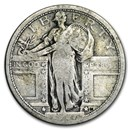 1917 Standing Liberty Quarter Type-I Good