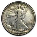 1917 Walking Liberty Half Dollar VF