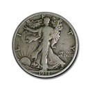 1918-S Walking Liberty Half Dollar Fine
