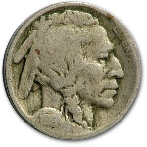 1919 Buffalo Nickel Good+
