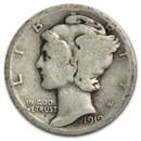 1919-D Mercury Dime Good