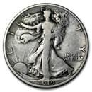 1919-D Walking Liberty Half Dollar Fine