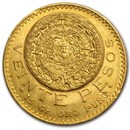 1919 Mexico Gold 20 Pesos XF