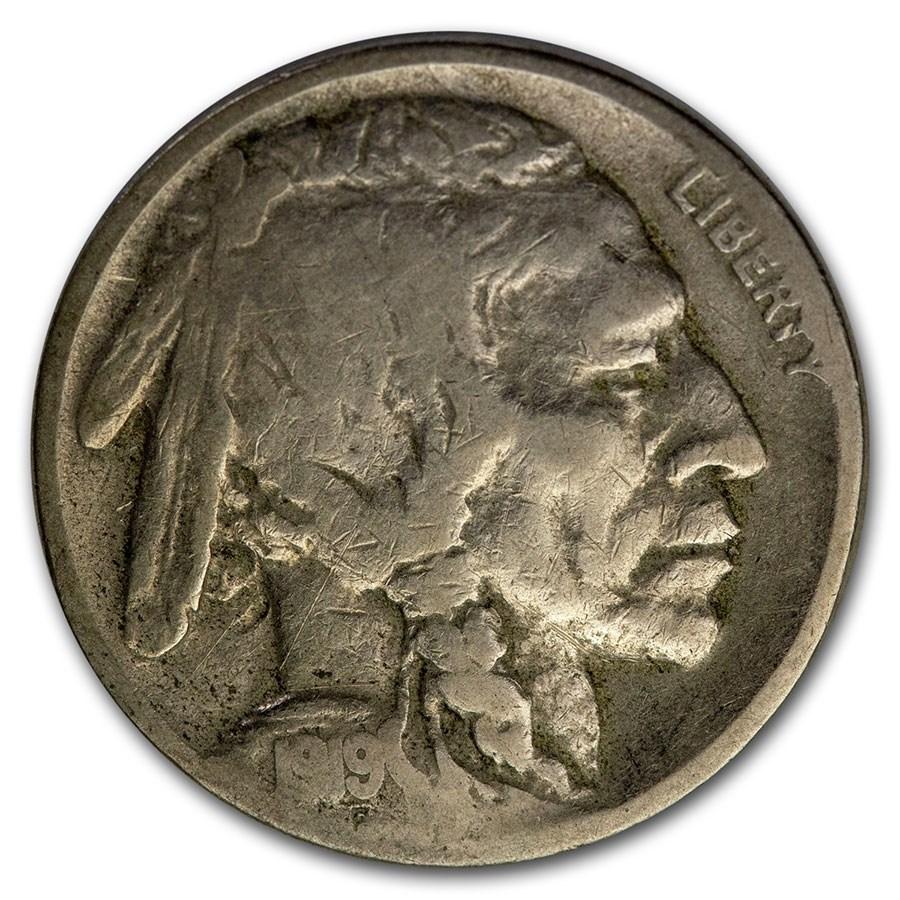 1919-S Buffalo Nickel Good