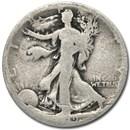 1919-S Walking Liberty Half Dollar AG