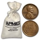 1920-1929 Wheat Cent 5,000-ct Bags (All from the 1920s)