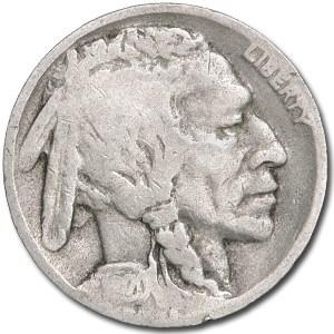 1920-D Buffalo Nickel Good