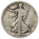 1920-D Walking Liberty Half Dollar Good