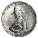 1920 Pilgrim Tercentenary Half Dollar AU