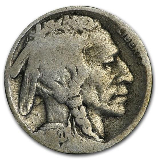 1920-S Buffalo Nickel Good
