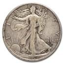 1920-S Walking Liberty Half Dollar Fine