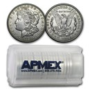 1921-D Morgan Dollar AU (20 Count Roll)