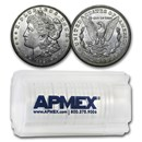 1921-D Morgan Dollar BU (20 Count Roll)