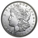 1921-D Morgan Dollar BU