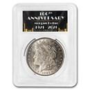 1921-D Morgan Dollar MS-62 PCGS (100th Anniversary Label)