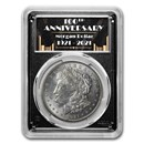 1921-D Morgan Dollar MS-63 PCGS (100th Anniversary Label)