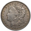 1921-D Morgan Silver Dollar VG-XF