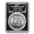1921 Morgan Dollar MS-63 PCGS (100th Anniversary Label)