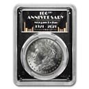 1921 Morgan Dollar MS-65 PCGS (100th Anniversary Label)