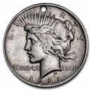 1921 Peace Dollar High Relief (Culls)