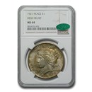 1921 Peace Dollar MS-64 NGC CAC