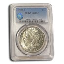1921-S Morgan Dollar MS-65+ PCGS