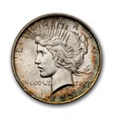 1922-1925 Peace Dollar BU (Originally Toned)