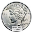 1922-1935 Peace Silver Dollar BU (Random Year)