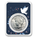 1922-1935 Peace Silver Dollar Dove of Peace BU (Random Year)