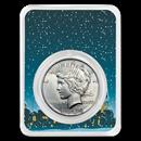 1922-1935 Peace Silver Dollar Snowy Scene BU (Random Year)