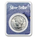 1922-1935 Peace Silver Dollar Winter Scene BU (Random Year)