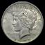 1922 Peace Dollar AU-50 PCGS (VAM-1F, Field Die Break, Top-50)