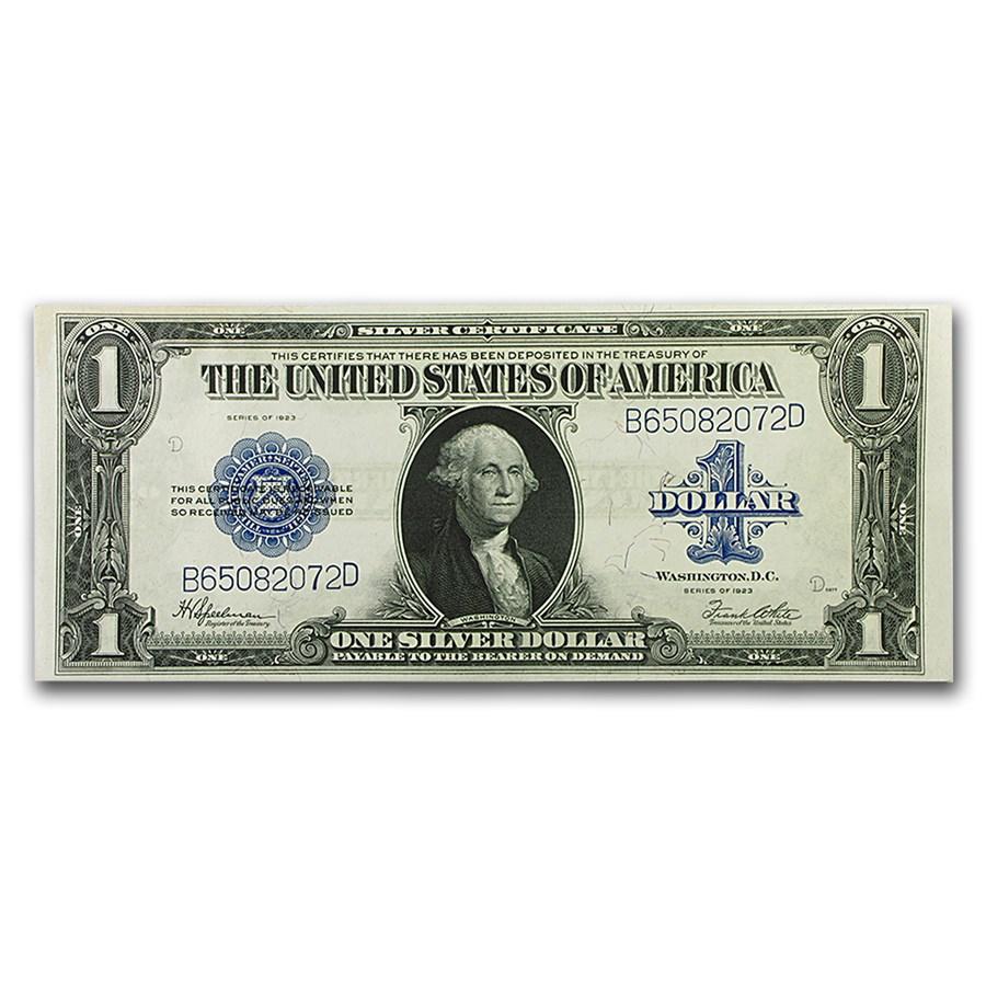 1923 $1.00 Silver Certificate CU