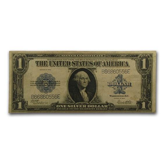 1923 $1.00 Silver Certificate VF (Fr#238)