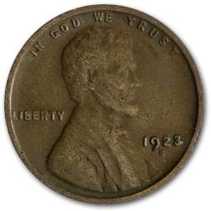 1923-S Lincoln Cent Fine