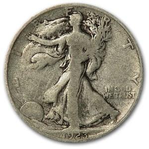 1923-S Walking Liberty Half Dollar Good/VG