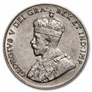 1924 Canada 5 Cents AU