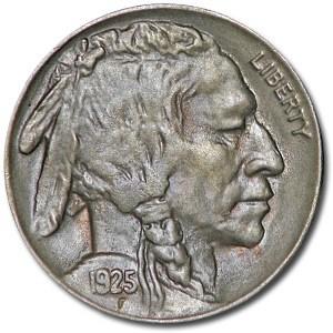 1925 Buffalo Nickel BU