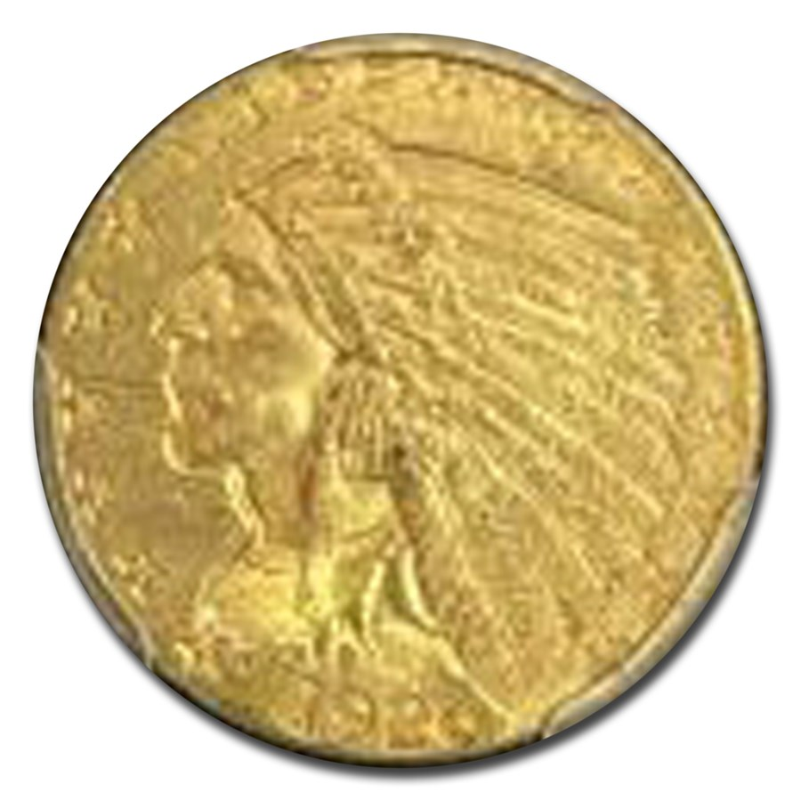 1926 $2.50 Indian Gold Quarter Eagle Mint State-64 PCGS CAC