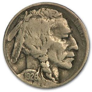 1926-D Buffalo Nickel Fine