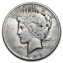 1926-D Peace Dollar VG/VF