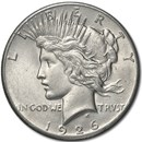 1926 Peace Dollar BU Details (Cleaned)