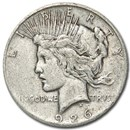 1926 Peace Dollar VG/VF