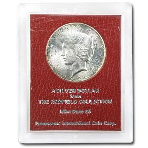 1926-S Peace Dollar MS-65 (Redfield Hoard)