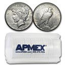 1926-S Peace Silver Dollars XF (20-Coin Roll)